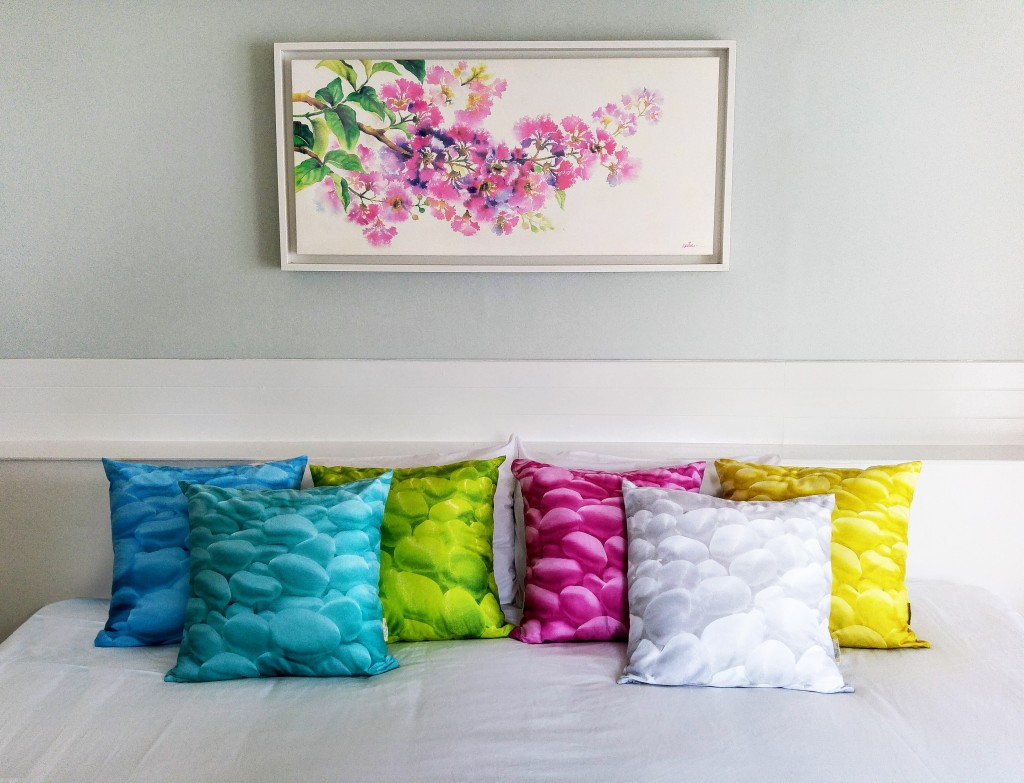 Decorative Pillows Collections Spring by Liivi Leppik