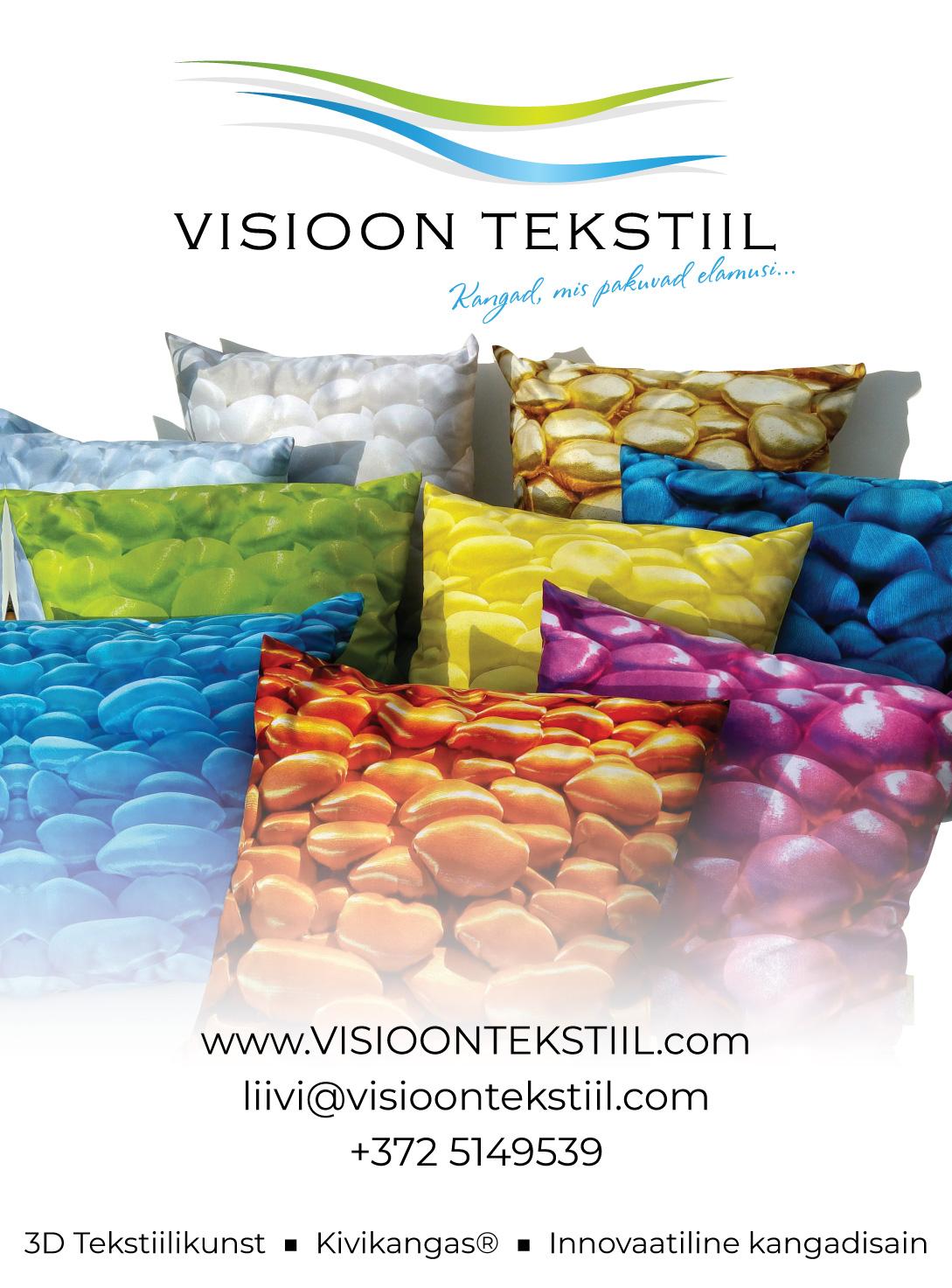 Liivi Leppik & Visioon tekstiil