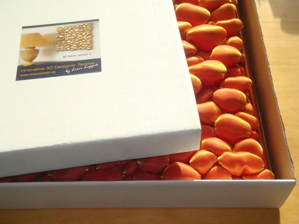 Oranz kivikangas