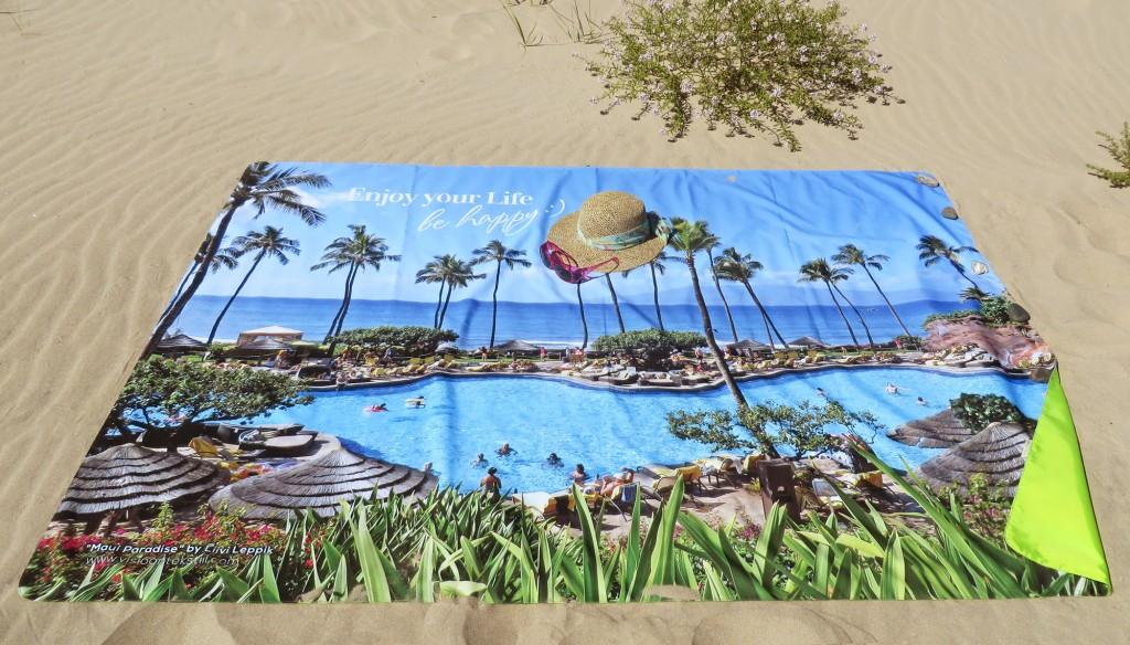 "Rannalina ""Maui Paradiis"", Liivi Leppik"