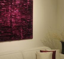 3D tekstiilpilt /3D Textile Art