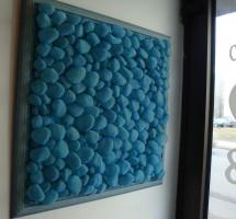 3D-kivikangas helesinisena