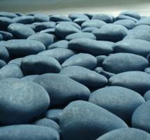 Matt sinine kivikangas