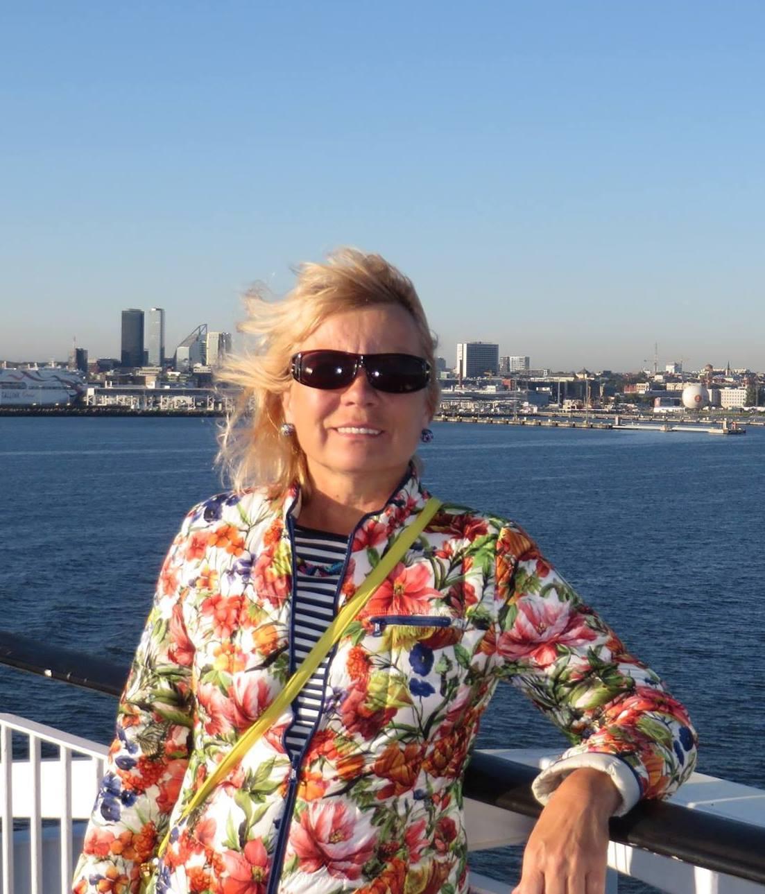 Textile Designer Liivi Leppik