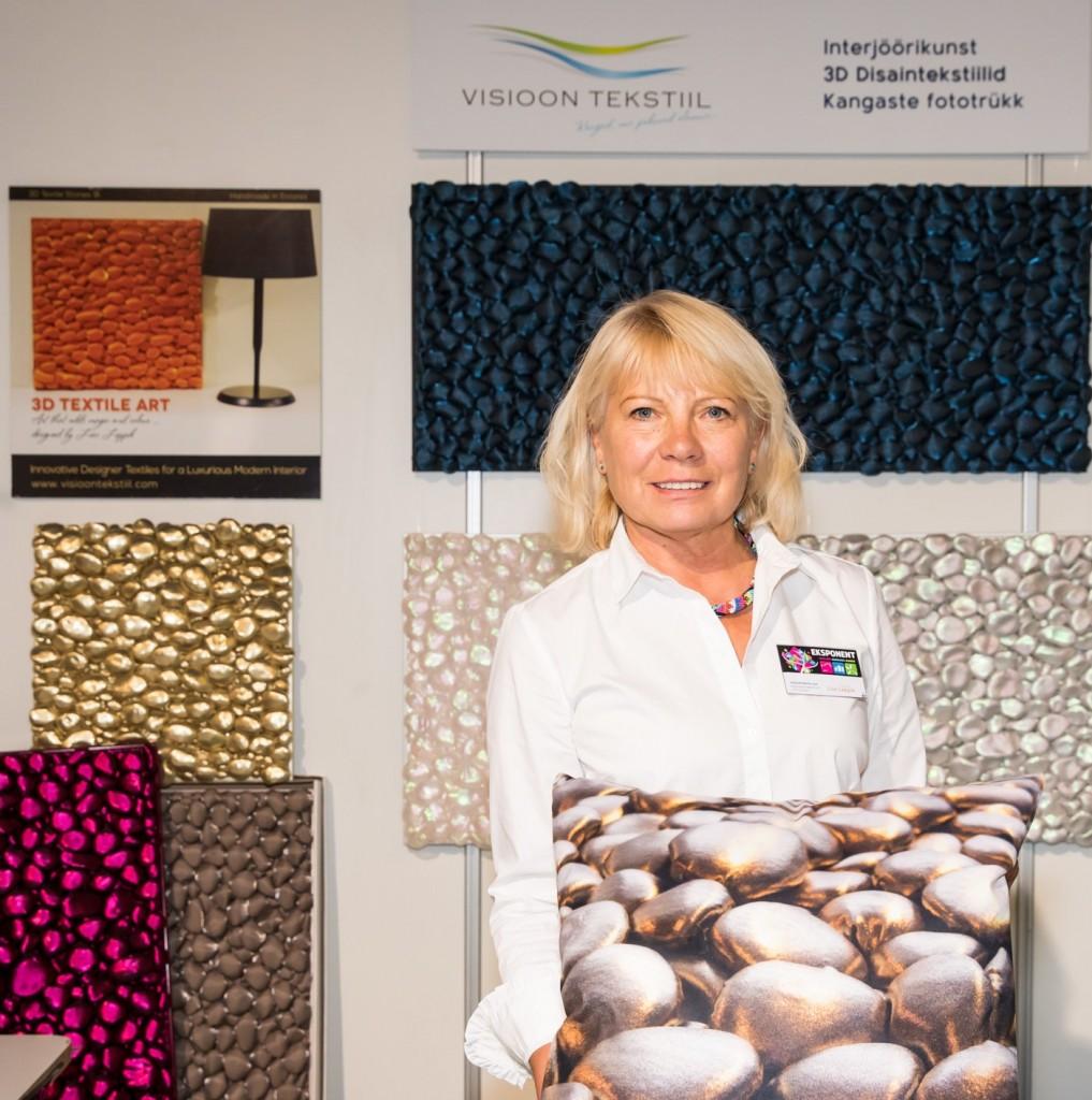 Liivi Leppik, Textile Designer