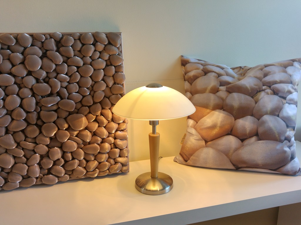3D Kivikangas + 3D dekoratiivpadi, Liivi Leppik