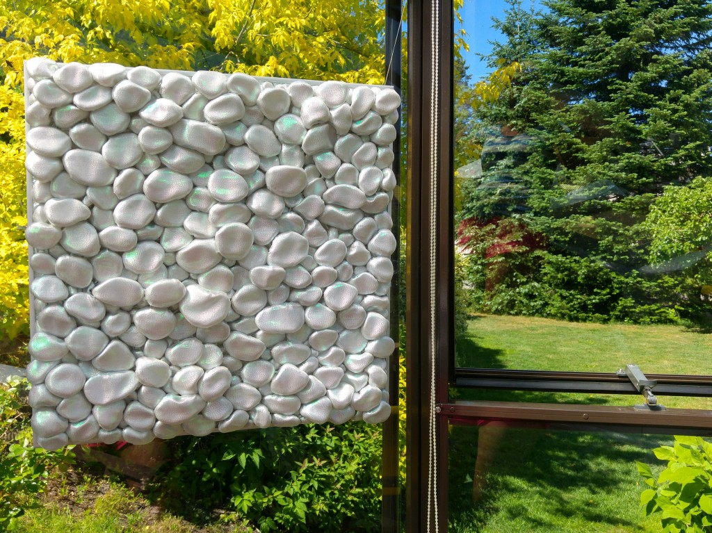 Hõbedane kivikangas, Liivi Leppik