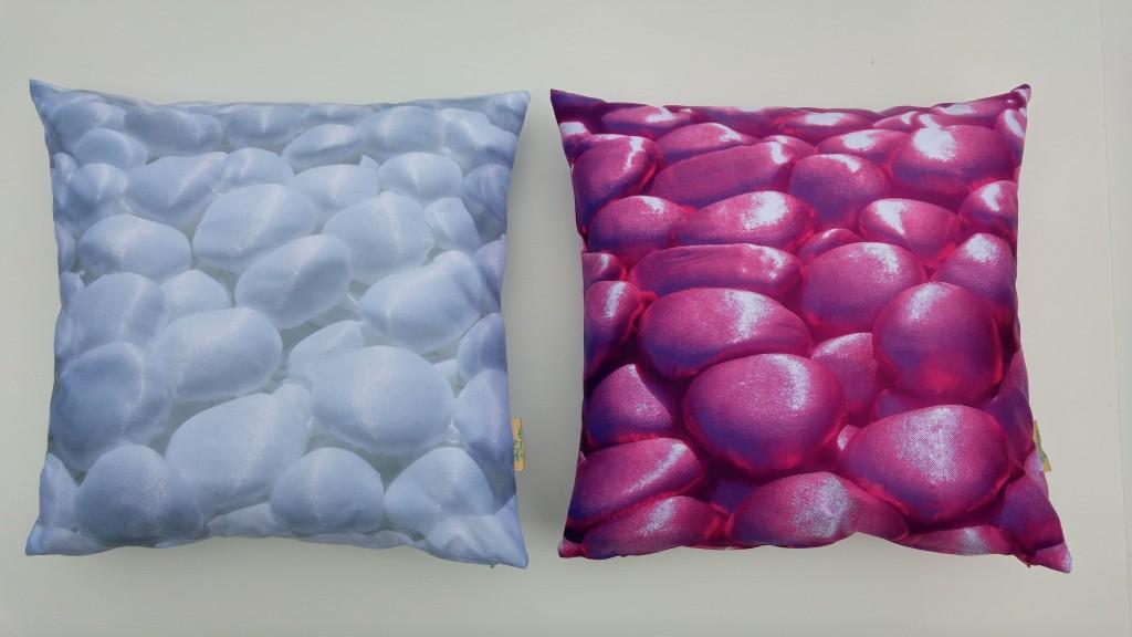 3D Textile Dream, valge ja lilla, Liivi Leppik
