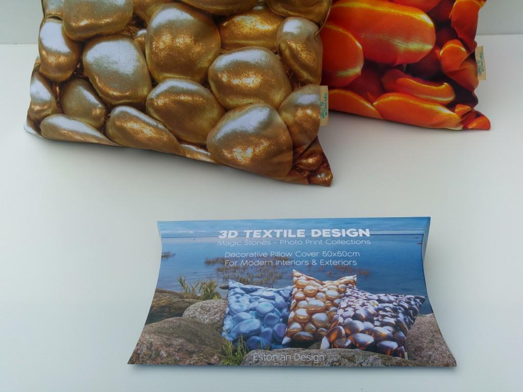 3D Textile Design, by Liivi Leppik
