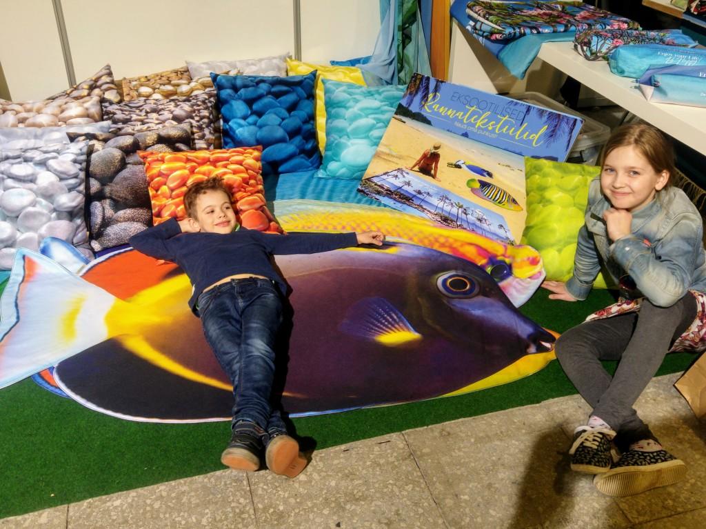 Visioon tekstiili lastelemmikud, Liivi Leppik