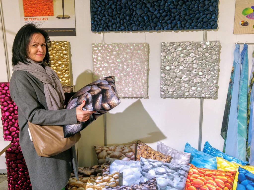 Interjöör 2018, Visioon tekstiil