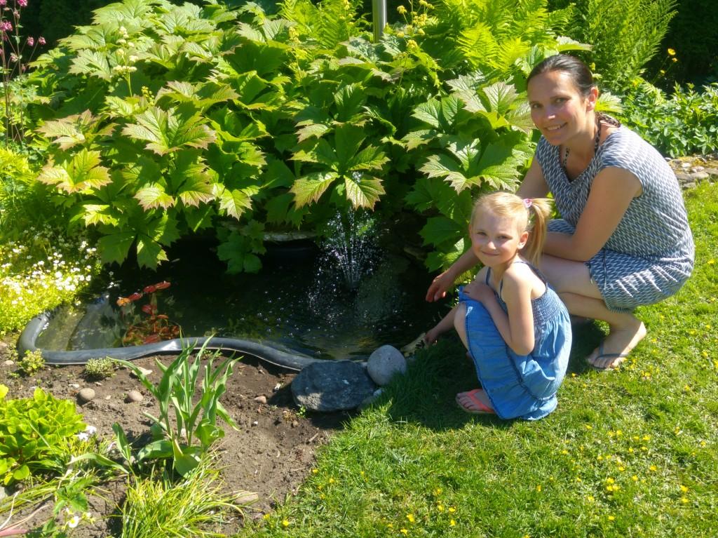 Tere Suvi! aianäitus Liivi Leppik