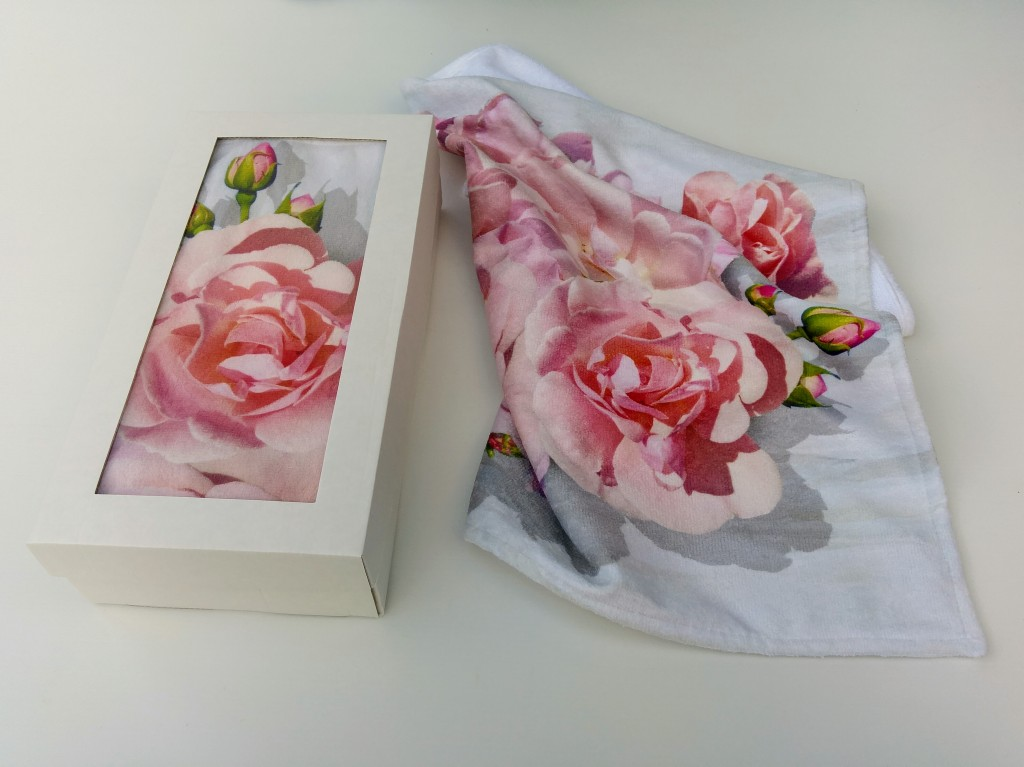 Touch of Roses by Liivi Leppik